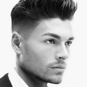 Mens Trendy Haircut