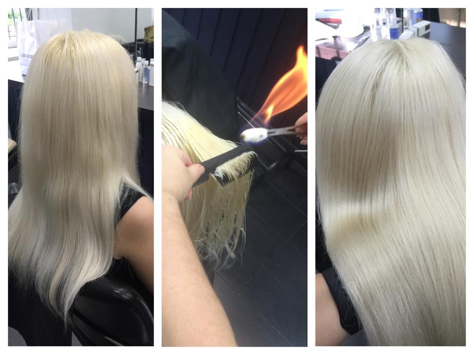 Firecut Hair Treatment or Velaterapia